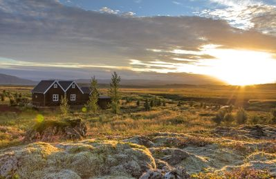 Cottage in Iceland ;pure nature,top location,stunning views