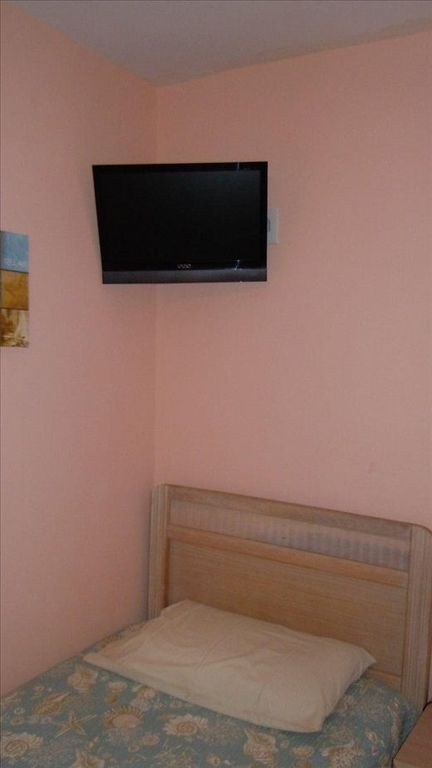 2nd Bedroom mounted TV