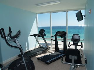 Ocean Reef condo photo - Fitness room