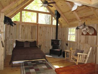Bloomington cabin photo - .