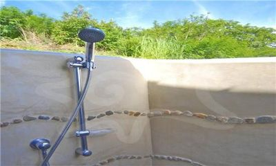 Bequia apartment rental - Solar Powered Hot Water