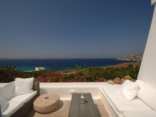 Mykonos villa photo
