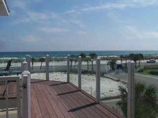 Pensacola Beach house photo - View of Gulf of Mexico - perfect!