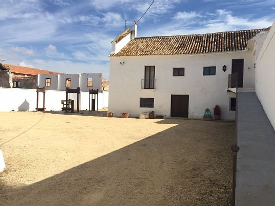 Self catering Cortijo El Canal for 22 people
