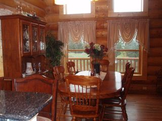 Florissant cabin photo - Dining