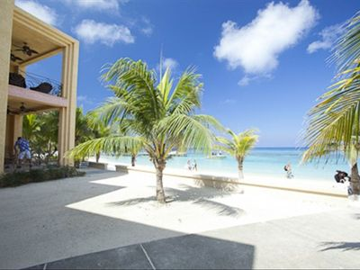 Beachfront Location in a Pristine Beach
