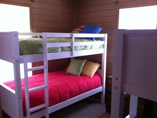 Galveston house photo - Bunkroom sleeps four