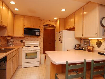 Canaan Valley house rental - Fully equipped kitchen down to the coffee bean grinder