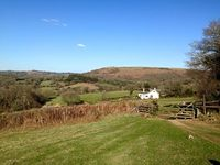 Dog friendly self-catering accommodation for 2 3 people near Manaton on Dartmoor