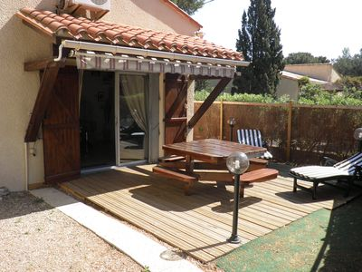 Holiday house 500 meters from the beach (6 people)