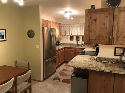 Brand new kitchen renovated in 2017. Loaded with all the comforts of home.