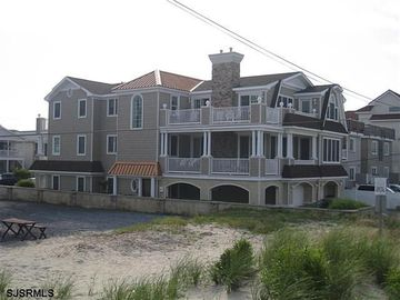 Boardwalk house rental - Half of the first floor, and the entire 3rd floor is all yours!!