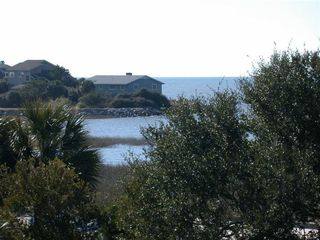 Fripp Island house photo - View of the water