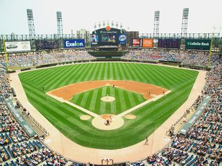 Chicago apartment photo - White Sox Baseball. The ballpark is a short walk.