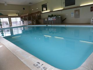 Dillon condo photo - Large heated indoor swimming pool.