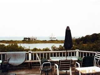 Oak Bluffs house photo - Deck View of Crystal Lake & Nantucket Sound