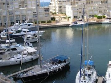 Herzliya Marina apartment rental - The view from the living room and the 2 bedrooms.
