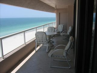 Sand Key condo photo - View from your private balcony