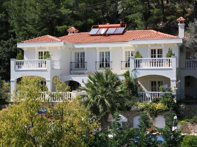 Luxury villa in Gocek. Sleeps 10, 8 in main house, 2 in apartment