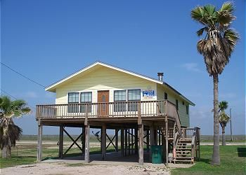 Surfside Beach cottage rental - Enjoy the sun from the deck or pull out the grill for a burger.