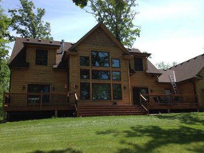New listing Beautiful luxury lake home... Serendipity Lodge... Let it find you