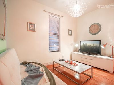 Stunning 3 BR just 15 mins to Times Sqr