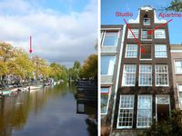 Top Location! Historical Centre, at Canal: 2 lovely apartments with canal view.