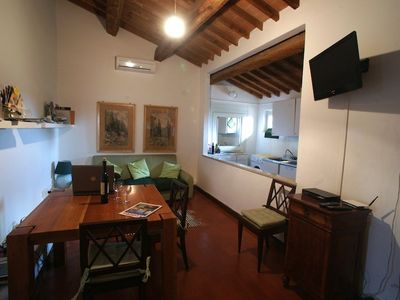 appartement Villa Verità: living