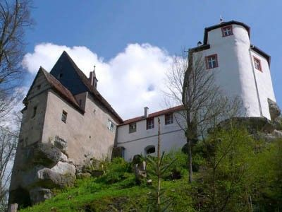 Plankenfels castle rental