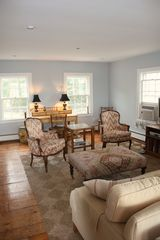 Stonington house photo - seating and desk
