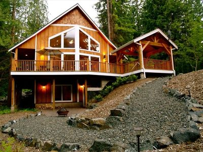 Mount Baker chalet rental - Luxury Chalet-Perfect for Families and Large Groups