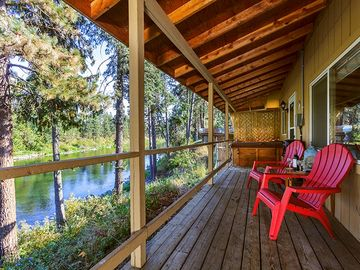 Leavenworth cottage rental - Welcome to River Run Cottage!