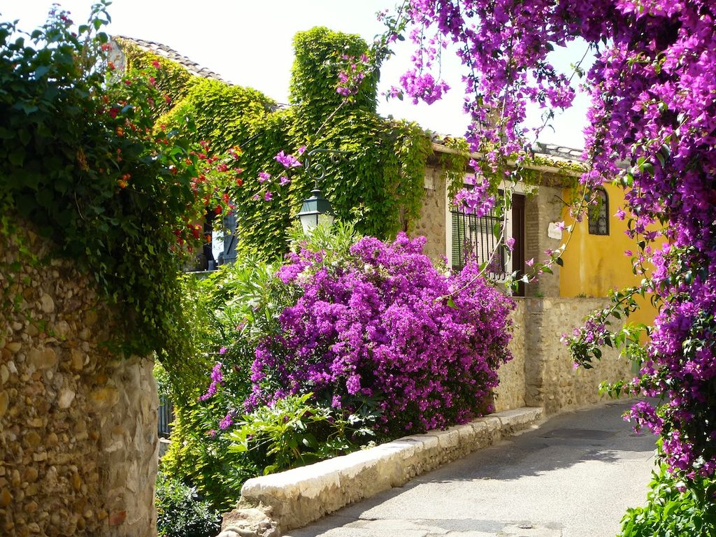 Peaceful house, close to the beach , Cagnes