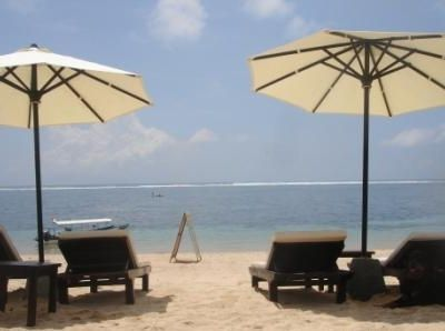 Nusa Dua house rental - The Gorgeous Geger white sandy beach, crystal clear lagoon perfect for swimming