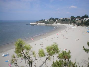 Royan area villa rental - Plage des Nonnes, enjoy the beach at anytime
