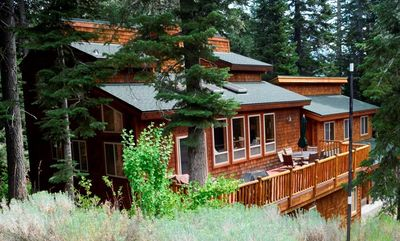 Alpine Retreat - Views & Hot Tub Vacation Rental
