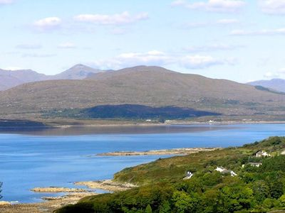 Cottage with stunning coastal setting 15 mins from Kenmare
