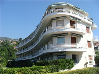 Saint-Jean-Cap-Ferrat condo photo - The building
