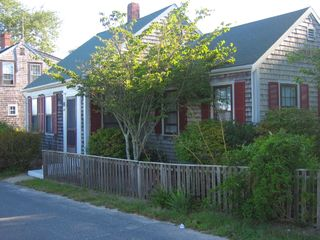 Nantucket Town cottage photo - Mt Vernon Street