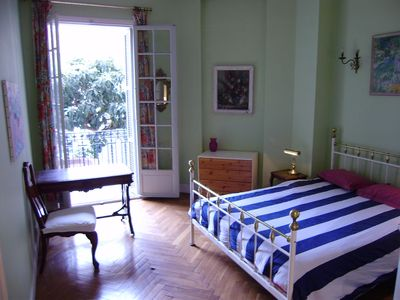 'Belle Epoque' 2-Bedroom Apartment in Nice, Recently Renovated