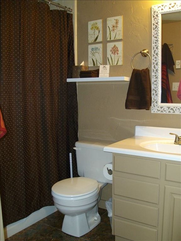 Newly Remodeled Bathroom - Unit #301