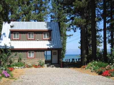 Al Tahoe cabin rental - Beautiful Lakeview Cabin