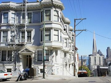 San Francisco apartment rental