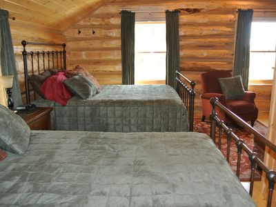"Another view of ""Outlaw"" suite"