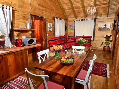 Galilee chalet rental