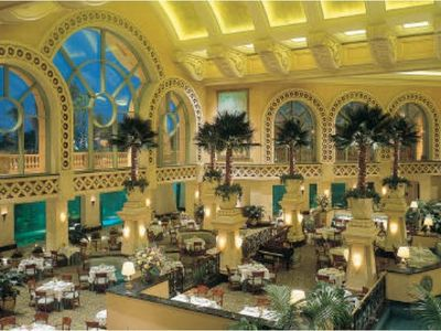 Restaurant in The Royal Towers