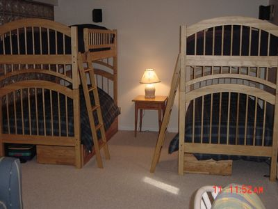 Lower Level Bunk Room