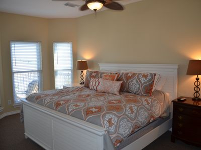 Master Bedroom, located on the third floor