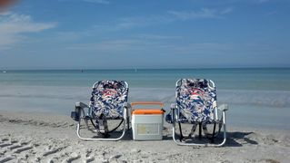 Indian Rocks Beach condo photo - All thats missing is YOU !!