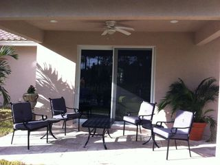 Lake Worth house photo - Patio with stainless grill